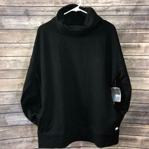 Gapfit cowl funnel neck sweatshirt